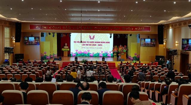 Những phát biểu truyền cảm hứng tại Đại hội thi đua yêu nước ngành ngân hàng của tỷ phú Nguyễn Thị Phương Thảo - Ảnh 1.