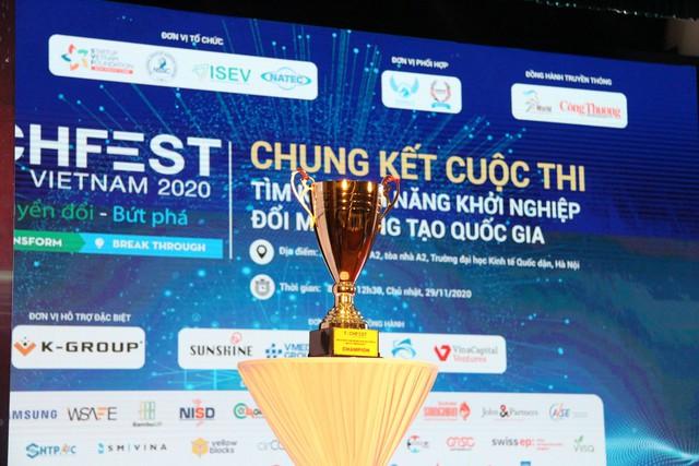 Go Stream vô địch Techfest 2020 - Ảnh 2.