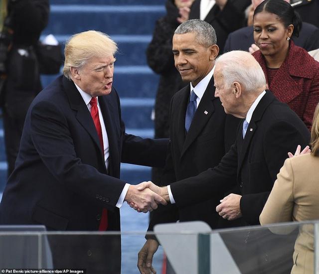 Ông Donald Trump định bùng nổ vào ngày Tổng thống Mỹ nhậm chức sắp tới?  - Ảnh 1.