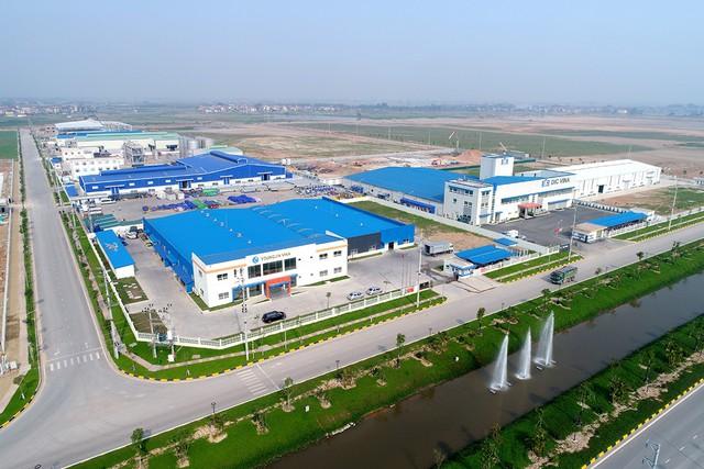 Hàng loạt thương vụ M&A BĐS công nghiệp lớn trong 9 tháng năm 2020 - Ảnh 1.