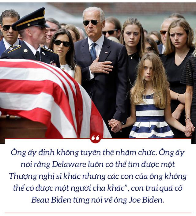 Joe Biden: Một đời lăn lộn trên chính trường Mỹ, đi tìm cái kết viên mãn ở Nhà Trắng - Ảnh 5.