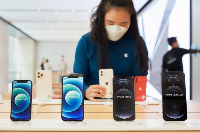 Như thường lệ, chiếc iPhone rẻ nhất vẫn bị người Việt ghẻ lạnh nhất - Ảnh 3.