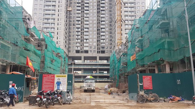 Hà Nội hoàn thành hơn 3,4 triệu m2 sàn nhà ở với gần 26 nghìn căn hộ - Ảnh 2.