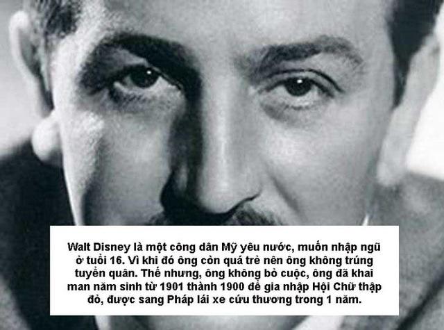 Bí mật của Walt Disney - người từng bị sa thải vì thiếu sáng tạo, trỗi dậy để xây dựng 1 đế chế khó quên - Ảnh 1.