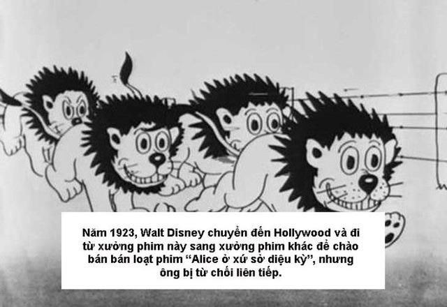 Bí mật của Walt Disney - người từng bị sa thải vì thiếu sáng tạo, trỗi dậy để xây dựng 1 đế chế khó quên - Ảnh 4.