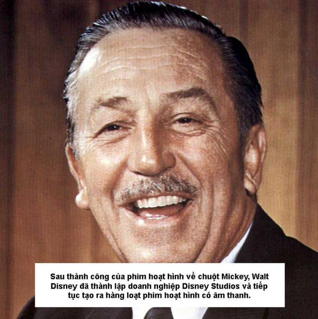 Bí mật của Walt Disney - người từng bị sa thải vì thiếu sáng tạo, trỗi dậy để xây dựng 1 đế chế khó quên - Ảnh 5.