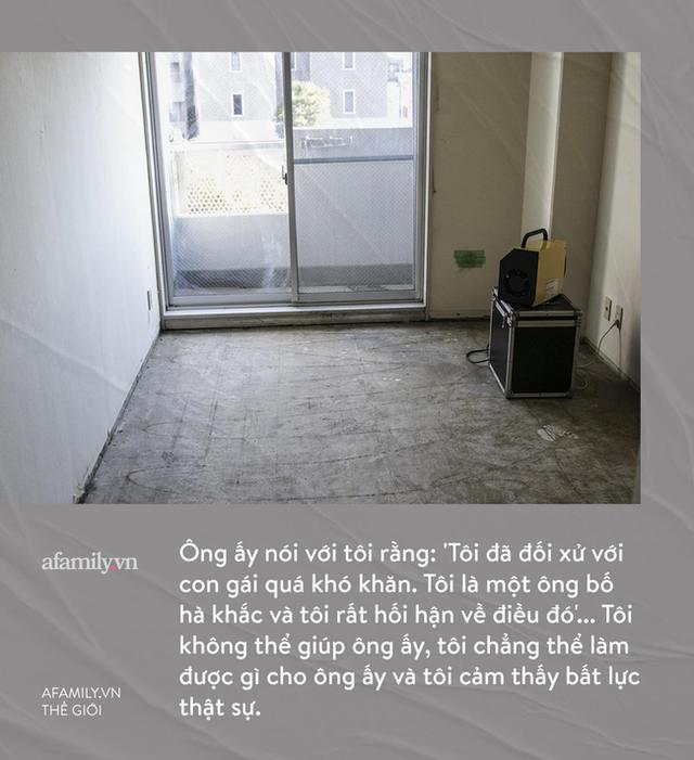 Cô gái làm nghề dọn dẹp nhà cửa hậu những cái chết cô độc ở Nhật: Trên cả công việc làm công ăn lương là vô vàn nỗi niềm dành cho người đã khuất - Ảnh 10.