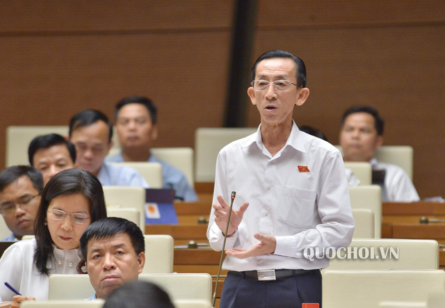 Đại biểu Quốc hội Bắc Giang: Thu từ đất không khác gì hút dầu, xúc than lên để bán! - Ảnh 1.