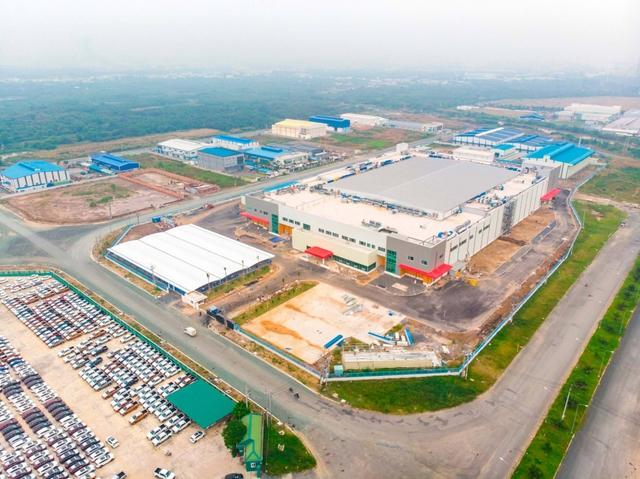 Bất động sản công nghiệp tăng trưởng, nhiều thương vụ M&A đình đám - Ảnh 1.