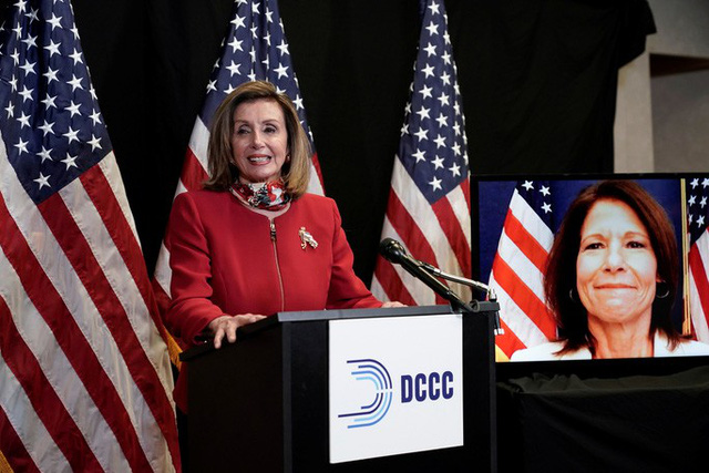 Bầu cử Mỹ: Đảng Dân chủ vỡ mộng?  - Ảnh 1.