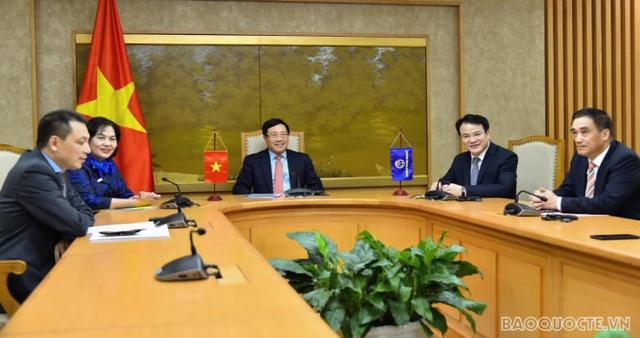 WB dự kiến tài trợ cho Việt Nam 7 dự án với tổng vốn đầu tư khoảng 1,4 tỷ USD trong năm tài khóa 2021 - Ảnh 1.