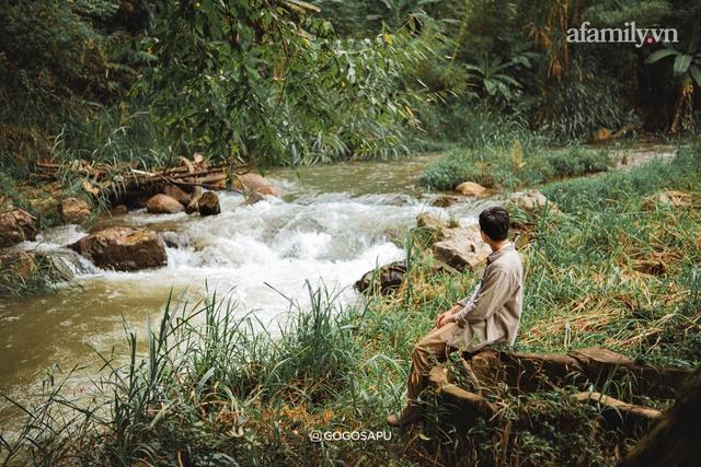 Thung lũng bí ẩn lạ lẫm ở Đà Lạt: Có hoa vàng cỏ xanh, suối mát lành đẹp như tranh vẽ, nhưng không phải cứ muốn đến là được, cũng chẳng có 3G để xài! - Ảnh 13.