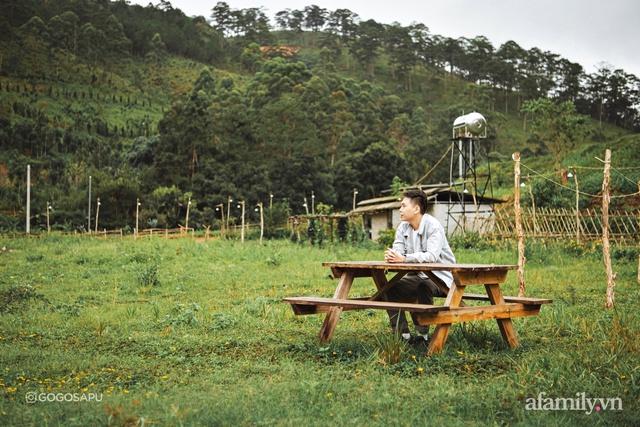 Thung lũng bí ẩn lạ lẫm ở Đà Lạt: Có hoa vàng cỏ xanh, suối mát lành đẹp như tranh vẽ, nhưng không phải cứ muốn đến là được, cũng chẳng có 3G để xài! - Ảnh 15.