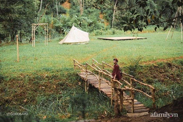 Thung lũng bí ẩn lạ lẫm ở Đà Lạt: Có hoa vàng cỏ xanh, suối mát lành đẹp như tranh vẽ, nhưng không phải cứ muốn đến là được, cũng chẳng có 3G để xài! - Ảnh 17.
