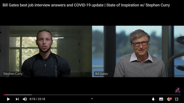 Tỷ phú Bill Gates sẽ trả lời các câu hỏi phỏng vấn tuyển dụng như thế nào? Chỉ 30 giây thôi nhưng đủ để gây ấn tượng, nghe mà muốn tuyển luôn - Ảnh 1.