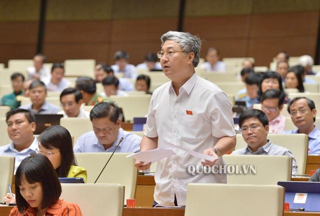 Đại biểu Quốc hội Bắc Giang: Thu từ đất không khác gì hút dầu, xúc than lên để bán! - Ảnh 2.