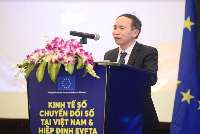 Hiệp định EVFTA - Cơ hội đẩy nhanh chuyển đổi số cho Việt Nam - Ảnh 2.