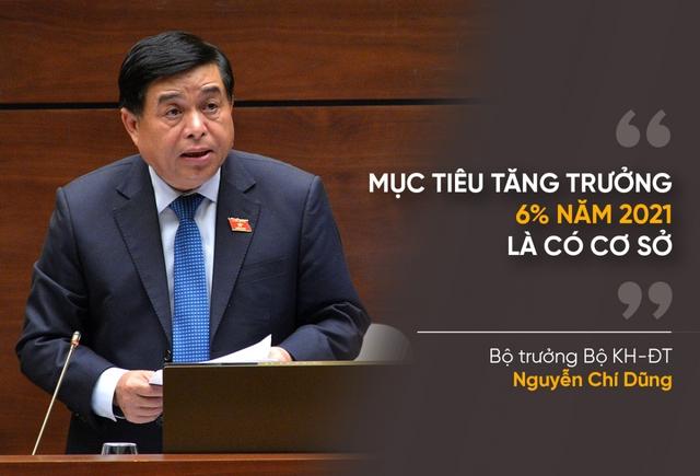 Những phát ngôn ấn tượng khi Quốc hội bàn về kinh tế - xã hội - Ảnh 2.