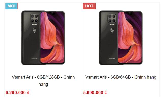 Điện thoại Vsmart vừa ra mắt bản nâng cấp toàn diện, giá bán gây bất ngờ - Ảnh 2.