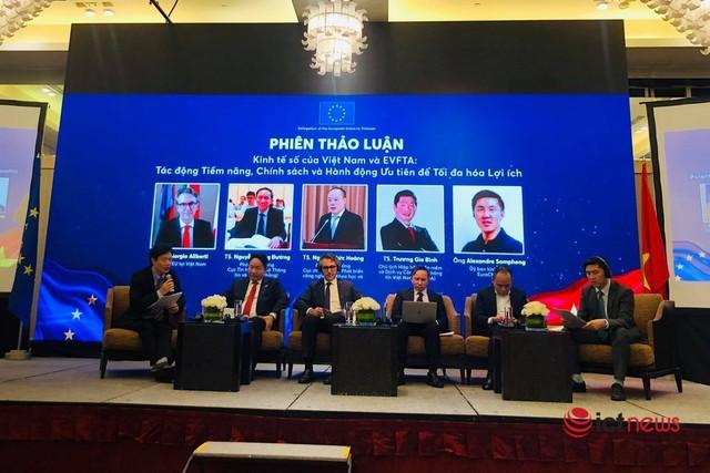 Hiệp định EVFTA - Cơ hội đẩy nhanh chuyển đổi số cho Việt Nam - Ảnh 3.