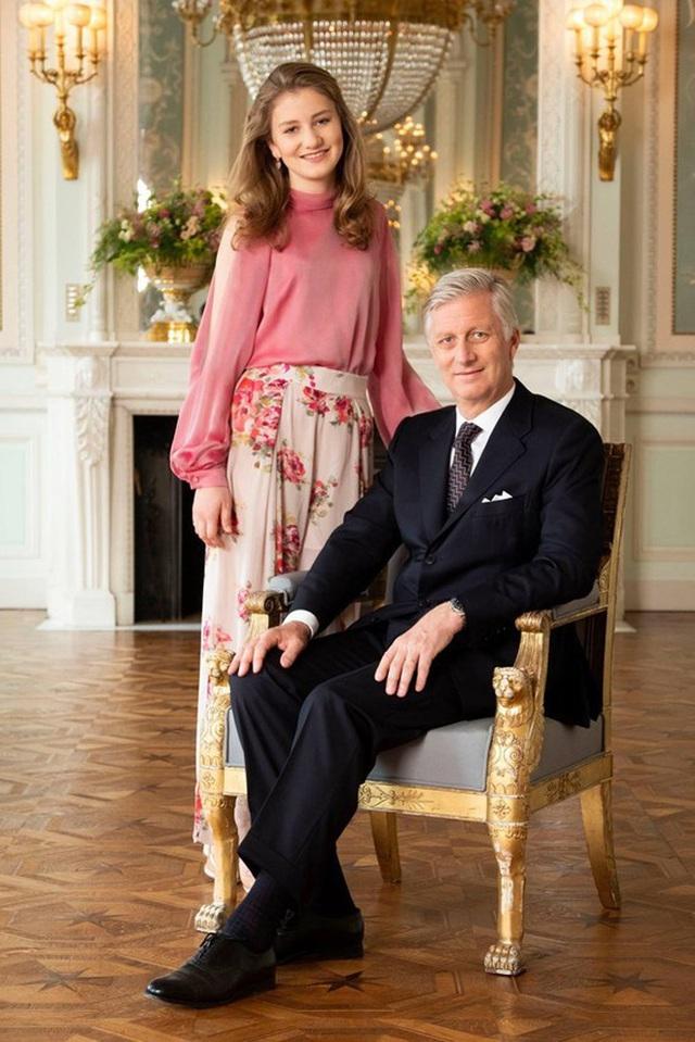 Những nàng tiểu công chúa sinh ra đã được định sẵn là chủ nhân của ngai vàng, làm chủ các Hoàng tộc châu Âu - Ảnh 3.