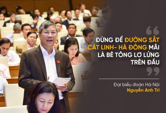 Những phát ngôn ấn tượng khi Quốc hội bàn về kinh tế - xã hội - Ảnh 5.