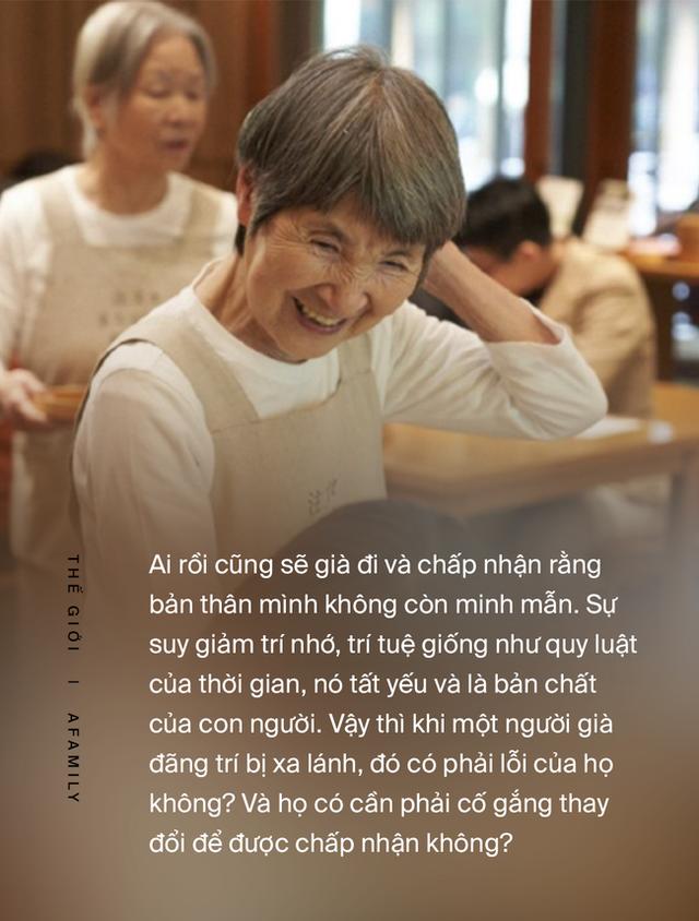 Bất ngờ về Nhà hàng của các món ăn bị phục vụ sai tại Nhật Bản: Khi ăn uống không còn quan trọng bằng việc lan tỏa thông điệp ý nghĩa này! - Ảnh 5.
