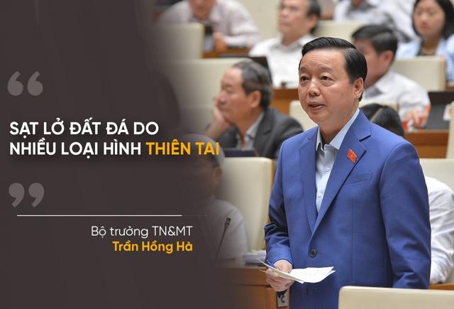 Những phát ngôn ấn tượng khi Quốc hội bàn về kinh tế - xã hội - Ảnh 8.