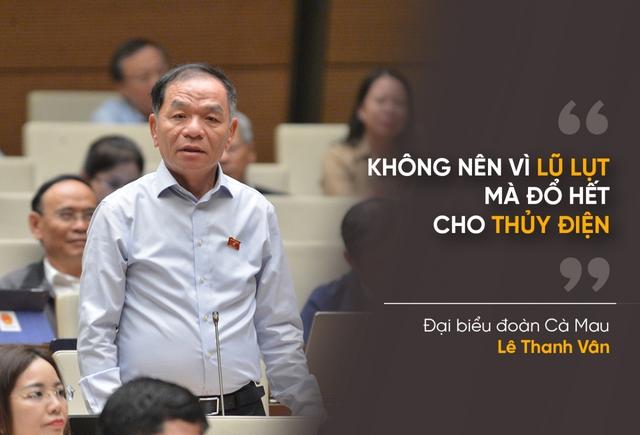 Những phát ngôn ấn tượng khi Quốc hội bàn về kinh tế - xã hội - Ảnh 9.