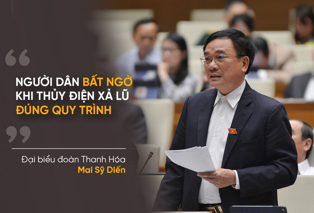 Những phát ngôn ấn tượng khi Quốc hội bàn về kinh tế - xã hội - Ảnh 11.