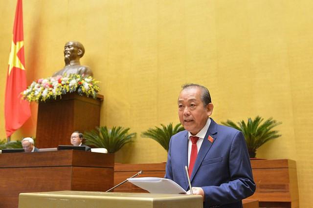 Phó Thủ tướng Trương Hòa Bình: Tiến độ thu phí tự động không dừng đã chậm 2 năm! - Ảnh 2.