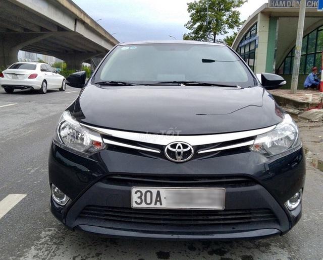 Toyota Vios giá 299 triệu đồng khiến Honda City, Hyundai Accent khóc thét - Ảnh 1.