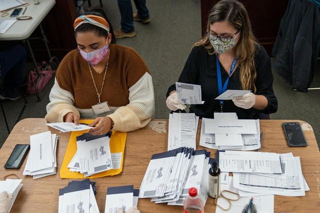 Thư từ Mỹ: Bỏ phiếu qua thư có dễ gian lận? - Ảnh 2.