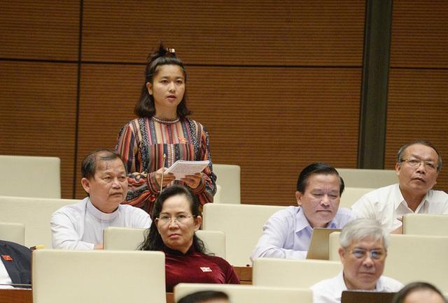 Chân dung nữ đại biểu Quốc hội - Trung tá Ksor H'Bơ Khăp với các phát ngôn ấn tượng - Ảnh 1.