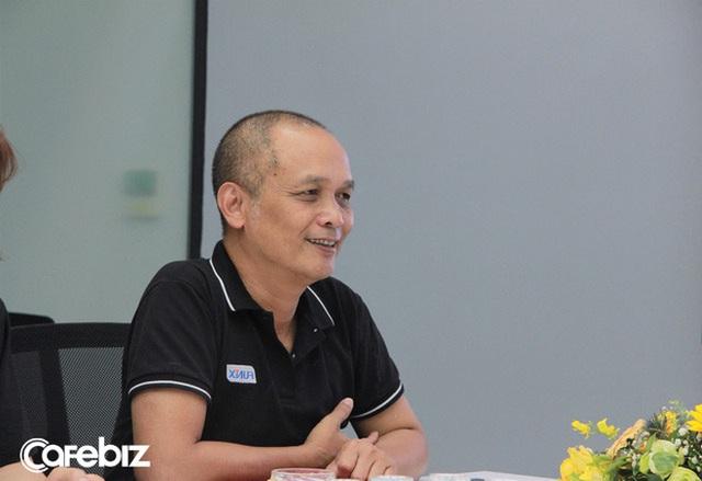 'Người xây công ty' Nguyễn Thành Nam: Vì sao các CEO Việt không xây công ty to được như xứ Tây?  - Ảnh 6.