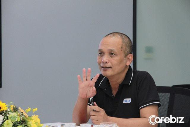 'Người xây công ty' Nguyễn Thành Nam: Vì sao các CEO Việt không xây công ty to được như xứ Tây?  - Ảnh 7.