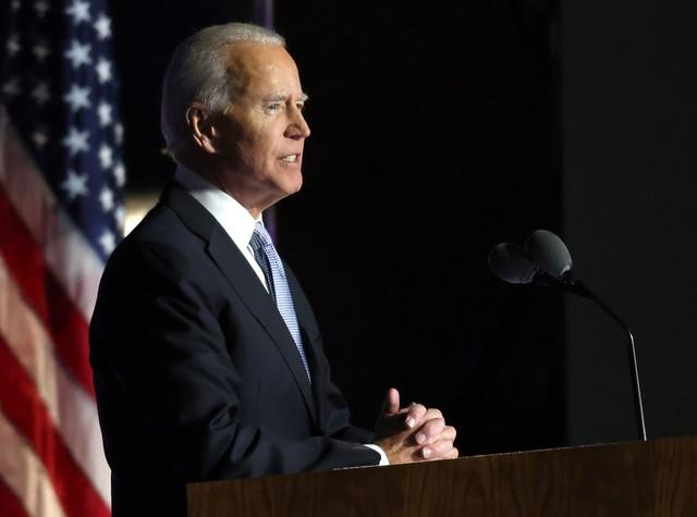 [Cập nhật] Nói nhiều về hàn gắn nước Mỹ nhưng ông Joe Biden không quên cảm ơn vợ: Tôi sẽ không ở đây nếu thiếu tình yêu của bà ấy - Ảnh 1.