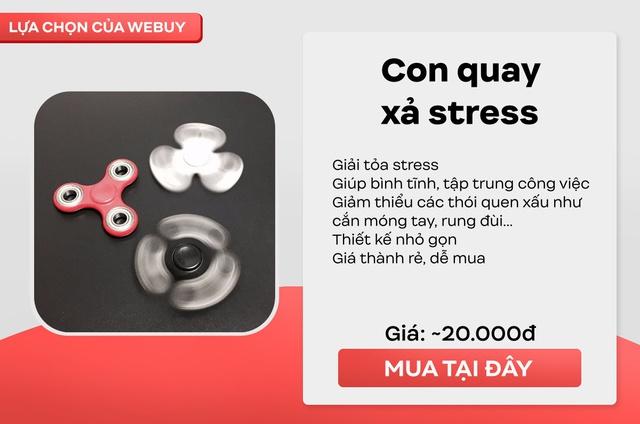 Dân văn phòng muốn xả stress, tăng tính sáng tạo, giải lao ngay tại bàn làm việc thì hãy sắm ngay những món đồ này - Ảnh 3.