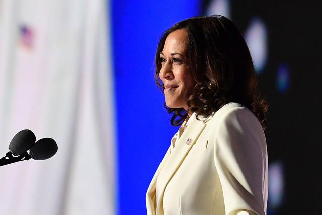 [Cập nhật] Ông Biden và bà Harris phát biểu sau khi đắc cử - Ảnh 1.