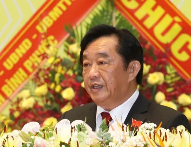 Bộ chính trị chuẩn y các chức danh, Bình Dương phân việc chi tiết từng lãnh đạo - Ảnh 2.