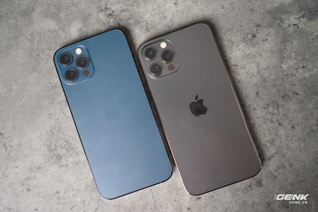 iPhone 12 Pro Max chính hãng bán tại Việt Nam từ ngày 27/11: Giá bình ổn, chỉ delay 2 tuần, còn lý do gì để mua hàng xách tay? - Ảnh 1.