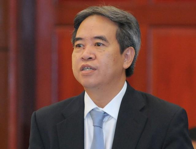 Ông Nguyễn Văn Bình bị Bộ Chính trị kỷ luật cảnh cáo  - Ảnh 1.