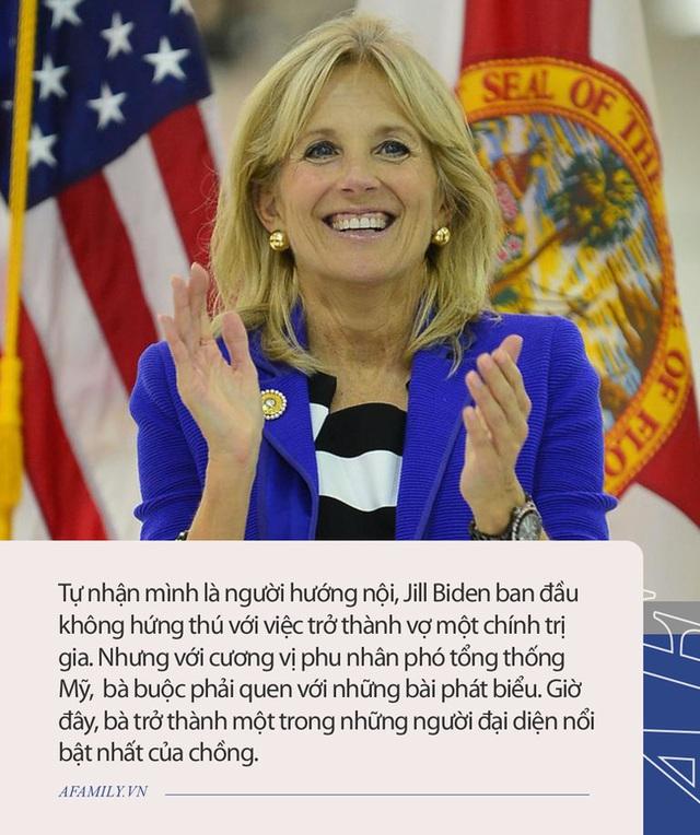 Đệ nhất phu nhân Mỹ Jill Biden: Tiến sĩ giáo dục với sự nghiệp dạy học đáng ngưỡng mộ, thích chơi khăm và từng đến Việt Nam năm 2015 để làm điều này - Ảnh 5.