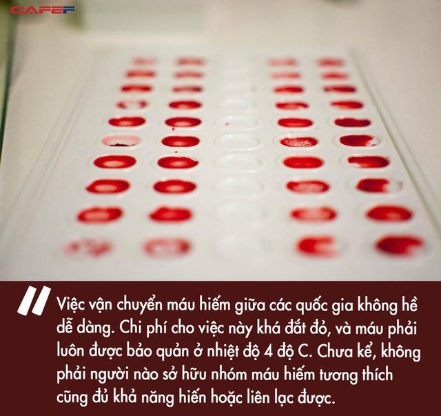 Những người sở hữu nhóm máu hiếm nhất thế giới, được ví quý như vàng: Cuộc sống luôn đầy rủi ro, nhưng chưa bao giờ ngần ngại hiến máu cứu người - Ảnh 3.
