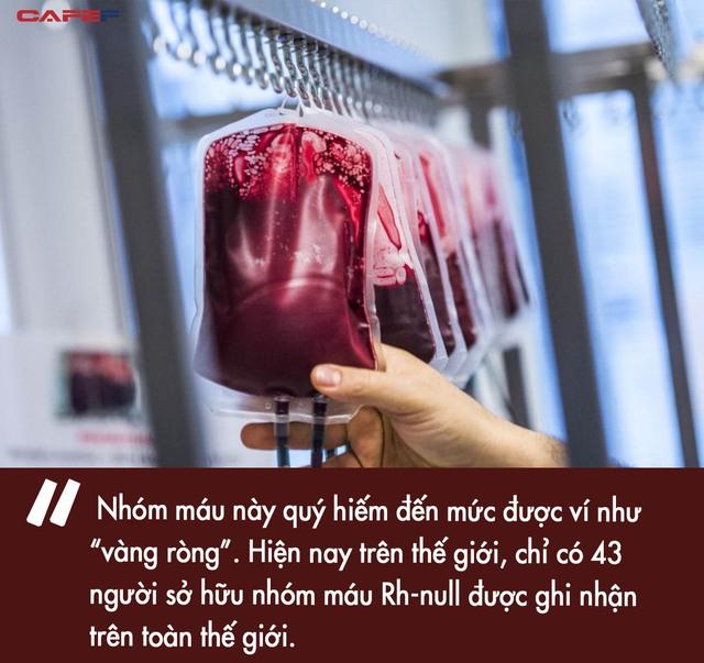 Những người sở hữu nhóm máu hiếm nhất thế giới, được ví quý như vàng: Cuộc sống luôn đầy rủi ro, nhưng chưa bao giờ ngần ngại hiến máu cứu người - Ảnh 2.