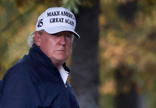 Hy vọng cuối cùng của ông Donald Trump  - Ảnh 1.