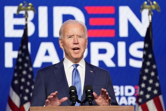 Lãnh đạo Việt Nam gửi điện mừng Tổng thống đắc cử Hoa Kỳ Joe Biden  - Ảnh 1.