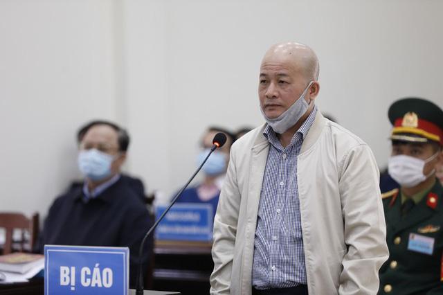 Cựu Đô đốc Nguyễn Văn Hiến xin được cải tạo không giam giữ - Ảnh 1.