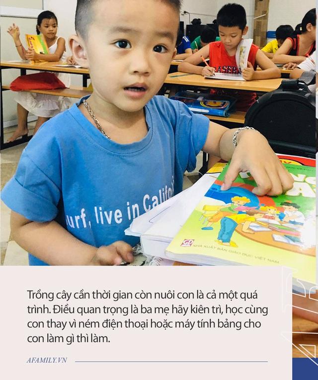 Cậu bé 3 tuổi nói tiếng Anh như gió, có trí nhớ kinh ngạc, bố tiết lộ bí quyết giúp con tự học phụ huynh nào cũng có thể làm theo - Ảnh 3.