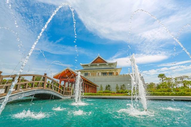 Cận cảnh hoa viên nghĩa trang hơn 2.000 tỷ đồng, có cảnh quan đẹp bậc nhất Việt Nam - Ảnh 11.